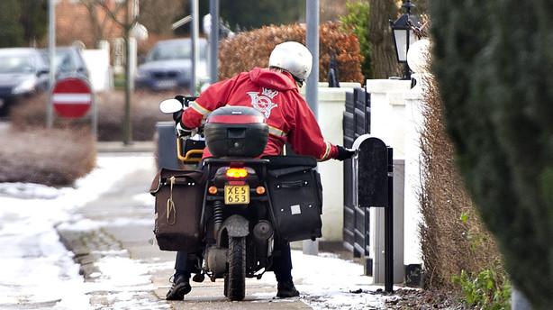 Kommentar: Postdirektør: Trafikstyrelsen afvikler konkurrencen på postmarkedet