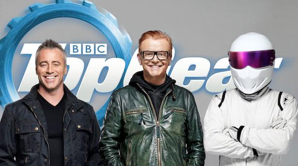 """Top Gear 2.0: """"Jeg har grinet min røv i laser hele weekenden"""""""