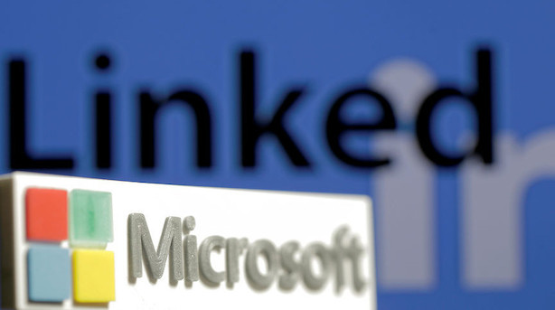 Microsoft-Salesforce-krig pressede Linkedin-pris op med 40 mia. kr.
