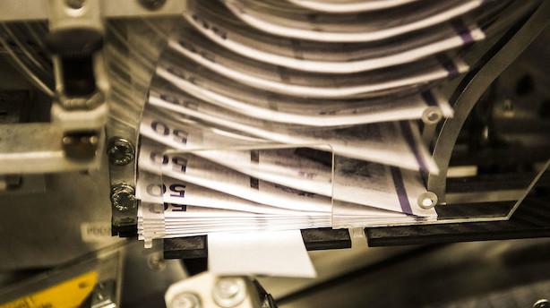 Inflationen stiger med overraskende 1,5 pct. på årsbasis