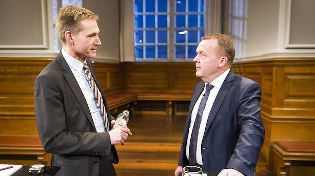 Thulesen Dahl: Logisk at danne regering med Venstre