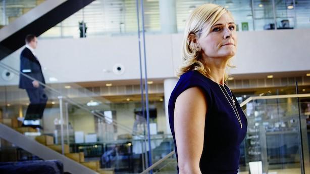 """Totalkredit-boss om ny direktør: """"Han har haft tunge ansvarsområder i Danske Bank og den succes får man kun, hvis man er rigtig dygtig"""""""