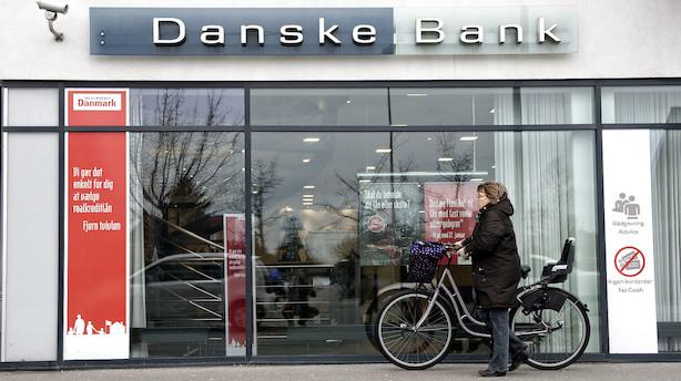 Danske Banks troværdighed når historisk lavpunkt: Mindst 49.000 kunder har forladt banken i år