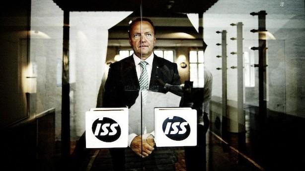 Aktier: Regnskabsaktuelle ISS steg til tops i C25