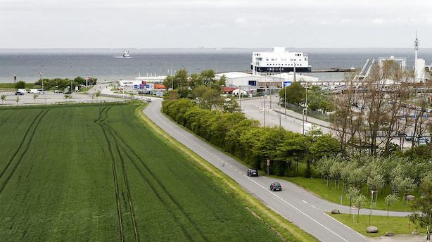 Femern-forbindelse sættes i gang fra dansk side