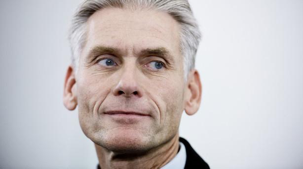 Politiet har ikke bare ransaget Thomas Borgens hjem - men også hans computere, mobiltelefoner og tablets