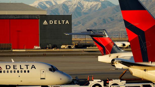 Delta Air Lines er fortsat interesseret i konkursramt flyselskab