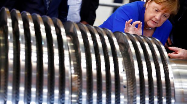 """Tysk økonomi kører officielt i bakgear og har kurs mod recession: """"Udsigten for Tyskland er bekymrende"""""""