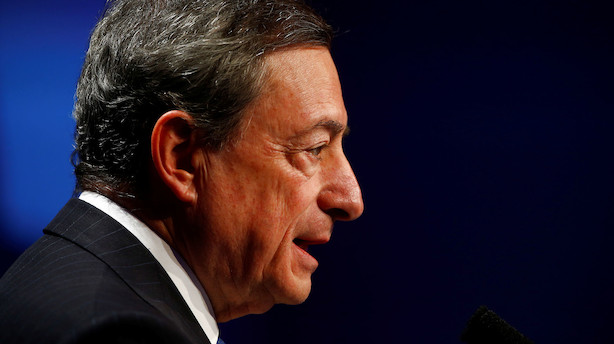 Medie: Flere ECB-medlemmer var imod Draghis opkøbsprogram