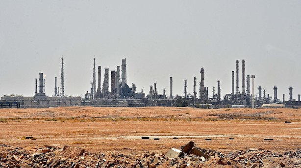 Oliepris falder efter nyt om saudiarabisk produktion om 2-3 uger