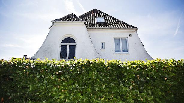 Boligjægere har fået færre og dyrere huse at vælge imellem