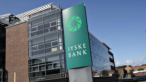 SEB sænker Jyske Bank-anbefaling til `sælg`