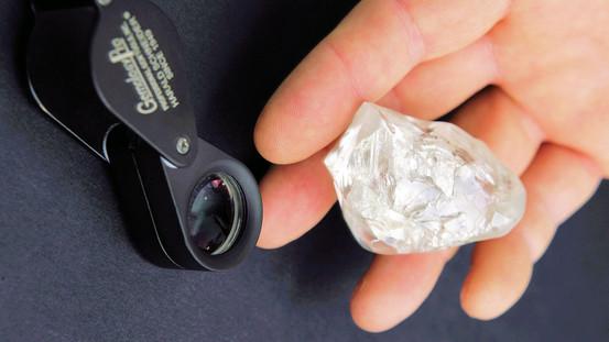 diamanter i danmark