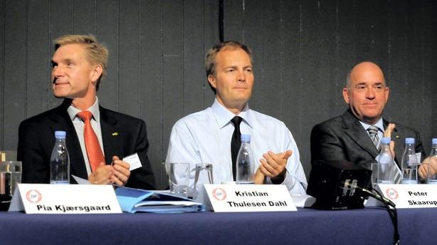 Søren Espersen rykker op i Dansk Folkepartis hierarki