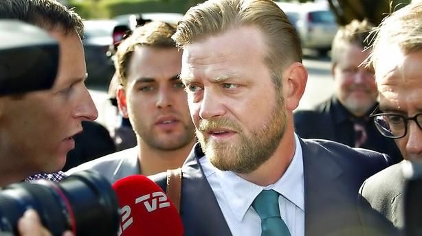 Politiet dropper sigtelse mod Peter Arnfeldt