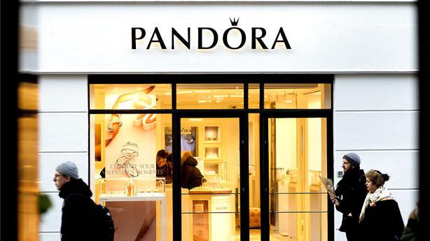Aktier: Pandora trak C20 Cap til lille plus