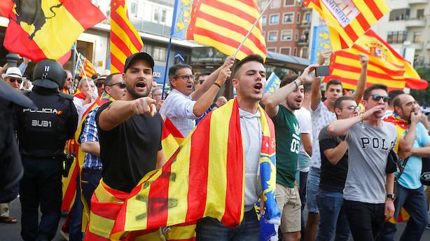 Spanske og danske lyspunkter i fladt europæisk marked