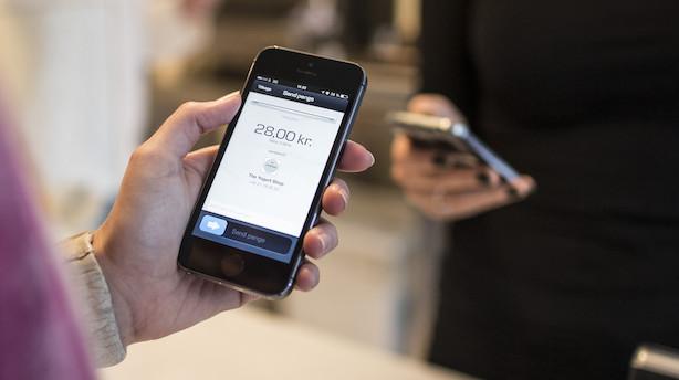 Mobilepay åbner for betaling af parkering i ny app