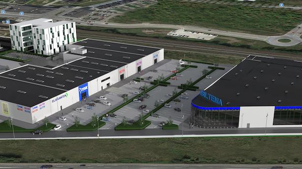 Udvikling af detailhandel i Roskilde for 400 mio kroner