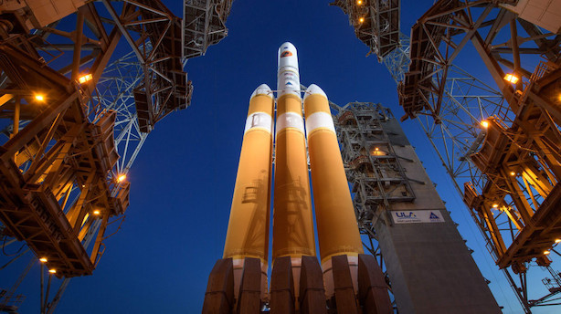 Nasa har afsendt rumfartøj med kurs mod Solen