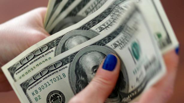 valuta pund til nok