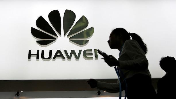 Kinesisk Huawei-direktør anholdt for spionage i Polen