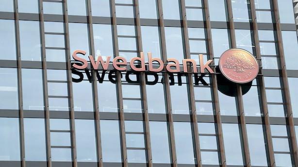 Svensk storbank dratter på børsen efter mistanke om hvidvask