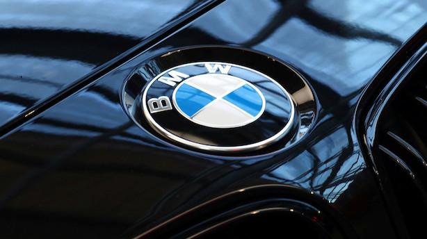 Aktier i Europa: BMW og Bayer bragede ned efter skidt nyt