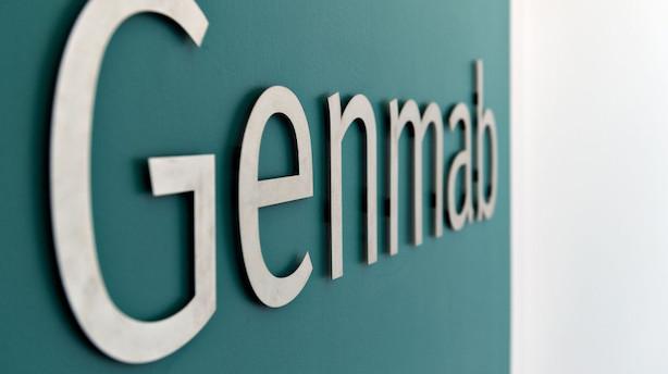 Aktietendens: Genmab og Vestas i fokus i ventet positiv start