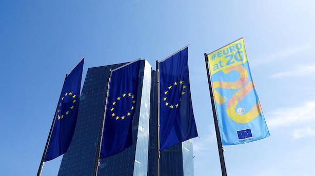 Tyskland står med største risiko for recession i syv år