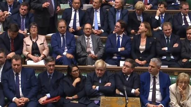 EU-præsident anbefaler en udskydelse af brexit - intet behov for topmøde