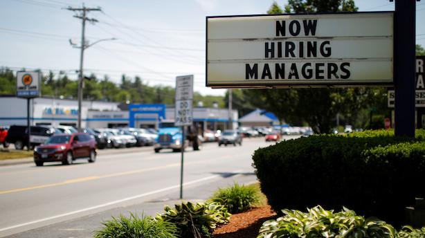 Aktieluk i Europa: Amerikansk jobrapport gav store plusser