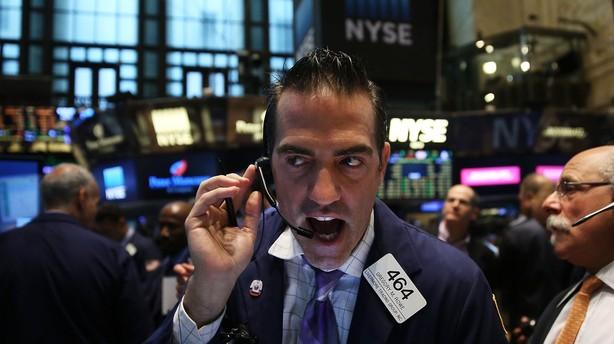 Nyt olieprisdyk skabte mismod på Wall Street