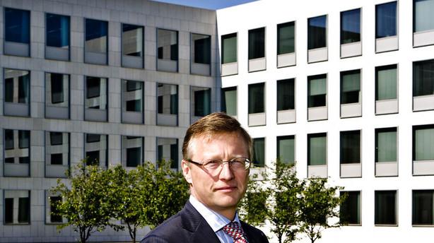 Aktier: M�rsk og FLSmidth topscorere p� helt gr�n dag