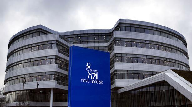 Novo Nordisk er blevet 100 milliarder kroner mindre v�rd
