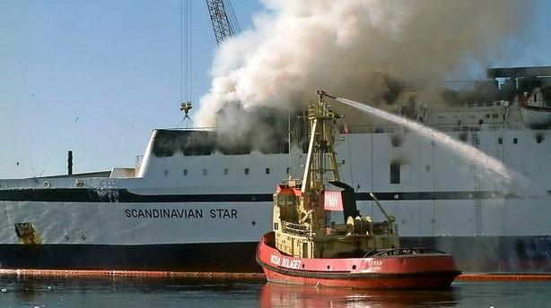 Endnu en embedsmand deler sin viden om Scandinavian Star