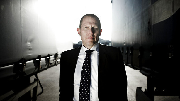 DSV-chef detroniserer Lars Rebien