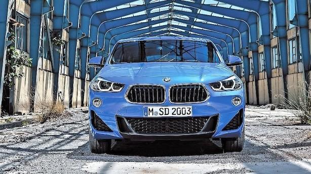 Test: BMW X2 er en fiks sag