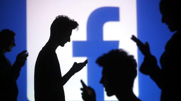 USA: Facebook gjorde livet surt for teknologiaktier