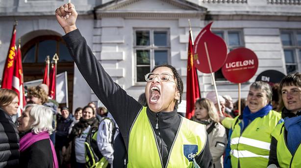 Parterne forlader forligsinstitutionen uden resultat: Alt skal afgøres tirsdag