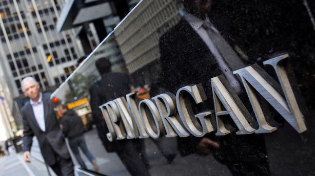 Ingen vej tilbage for JPMorgans brexit-planer
