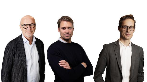"""Tre tunge profiler køber sig ind dansk fintech-start up for """"millionbeløb"""""""