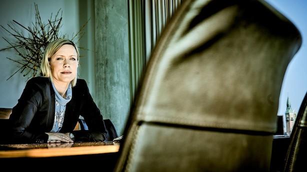 Hun er en af de højest placerede danskere i udlandet: Her opridser hun topchefernes største udfordringer i 2019