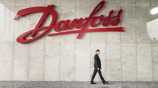 Danfoss køber amerikansk teknologivirksomhed