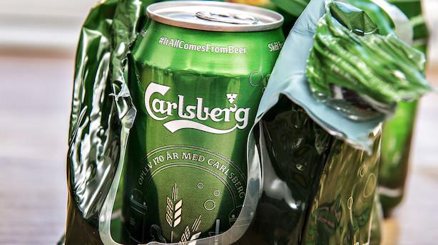 Citi efter Carlsberg-optur: Svært at finde mere brus i den aktie