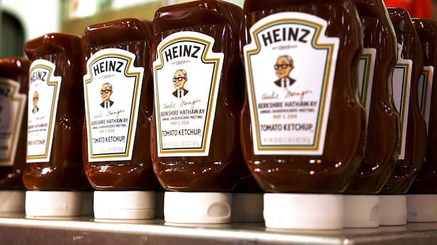 USA: Som ventet i plus men Heinz falder massivt