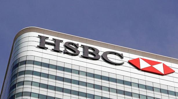 HSBC løfter kursmål for Genmab