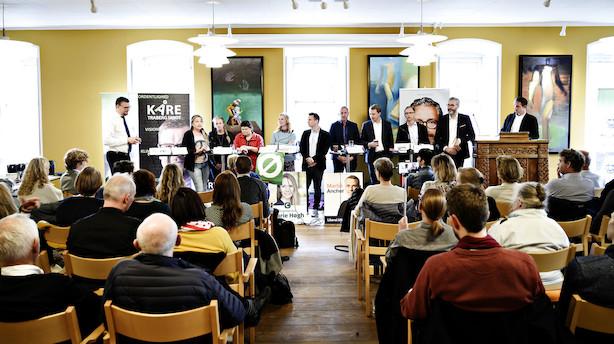 Samuelsen angriber Løkke: Du svigter det borgerlige Danmark