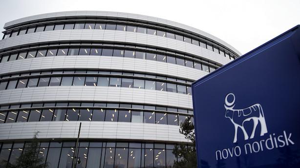 Novo Nordisk får EU-godkendelse af nyt blødermiddel
