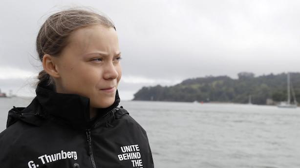 På et år er Thunbergs skolestrejke blevet en klimabevægelse